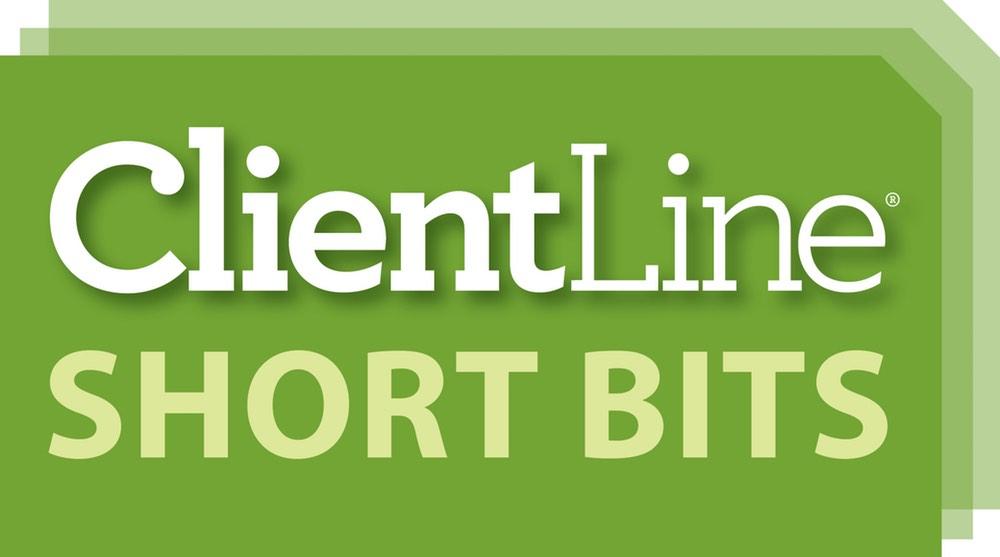 ClientLine Short Bits