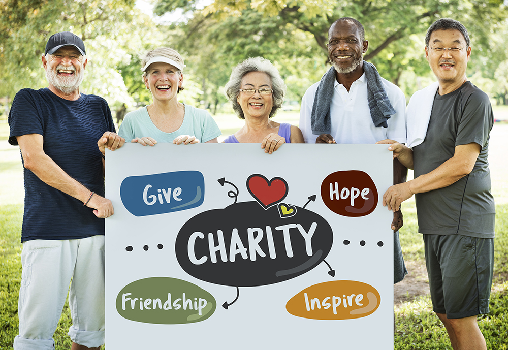 Charitable Giving A Win-Win