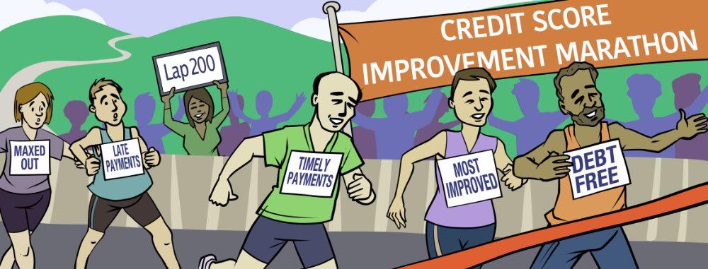 How to Repair Poor Credit