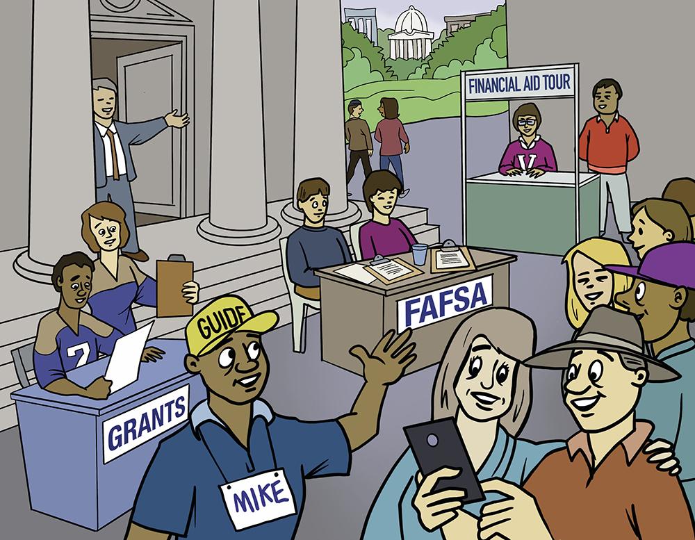 Financial Aid Maze