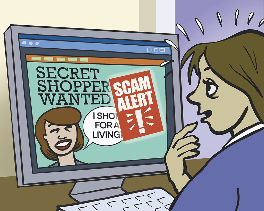 Spotting a Scam