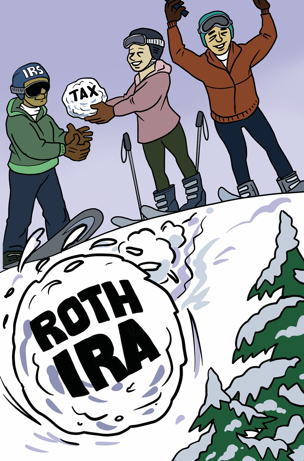 Trending Now Roth IRA Rollovers
