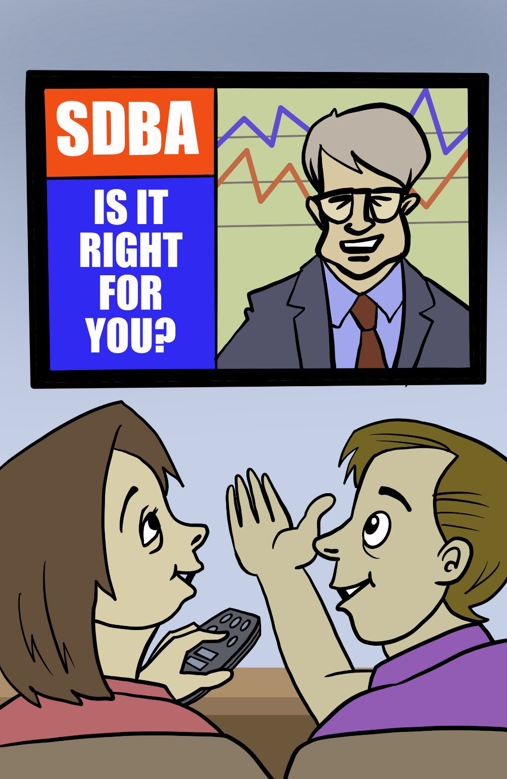 SDBA Is it Right for You
